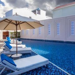 Отель Cozy Hoian Boutique Villas бассейн фото 3