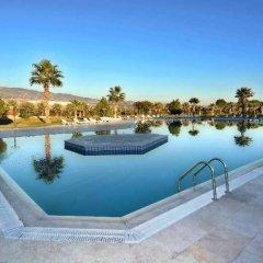 C&H Hotel Турция, Памуккале - отзывы, цены и фото номеров - забронировать отель C&H Hotel онлайн приотельная территория