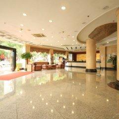 Отель Zilaixuan Hotel Китай, Чжуншань - отзывы, цены и фото номеров - забронировать отель Zilaixuan Hotel онлайн интерьер отеля