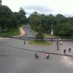 Отель Thien Hoang Guest House Вьетнам, Далат - отзывы, цены и фото номеров - забронировать отель Thien Hoang Guest House онлайн приотельная территория
