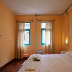 April 24 Home Hostel Бангкок комната для гостей фото 5