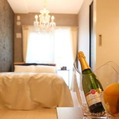 Hotel Guell Фукуока в номере