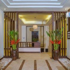 Отель Samui Sense Beach Resort интерьер отеля фото 2