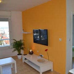 Апартаменты Apartments Flores комната для гостей фото 2
