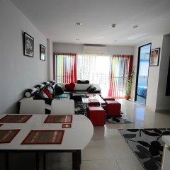 Апартаменты Wongamat Privacy By Good Luck Apartments Паттайя питание фото 3