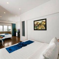 Tu Linh Legend Hotel комната для гостей фото 3