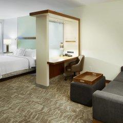 Отель Springhill Suites Columbus Osu Колумбус комната для гостей фото 4