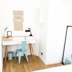 Отель L'Atelier Франция, Ницца - отзывы, цены и фото номеров - забронировать отель L'Atelier онлайн удобства в номере фото 2