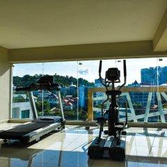Отель Water Park Condominium by Able Estate Паттайя фитнесс-зал фото 2