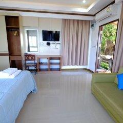 Отель Sanggaou Bungalows Ланта комната для гостей фото 2