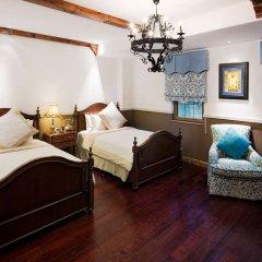Best Western Premier International Resort Hotel Sanya комната для гостей фото 5
