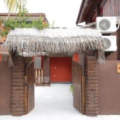 Отель Amvoj Maldives Thulusdhoo Остров Гасфинолу балкон
