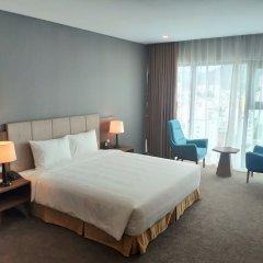 Muong Thanh Luxury Vien Trieu Hotel Нячанг комната для гостей фото 5