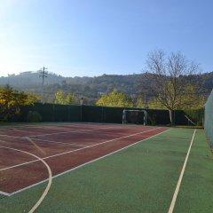 Отель Quinta Do Terreiro Ламего спортивное сооружение