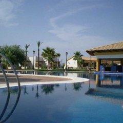 Hacienda Real Los Olivos Hotel бассейн