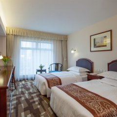 Beijing Landmark Hotel комната для гостей фото 5
