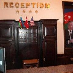 Отель My Way Hotel Азербайджан, Гянджа - отзывы, цены и фото номеров - забронировать отель My Way Hotel онлайн интерьер отеля фото 3