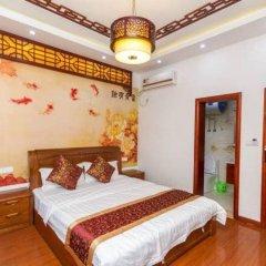 Отель Zhouzhuang Wangjiangting Hostel Китай, Сучжоу - отзывы, цены и фото номеров - забронировать отель Zhouzhuang Wangjiangting Hostel онлайн комната для гостей фото 3