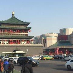 Xi'an Hua Rong International Hotel парковка
