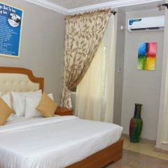 Отель Jacaranda Suites Нигерия, Калабар - отзывы, цены и фото номеров - забронировать отель Jacaranda Suites онлайн комната для гостей фото 2