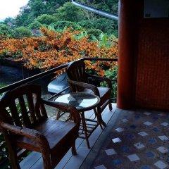 Отель Khun Mai Baan Suan Resort балкон