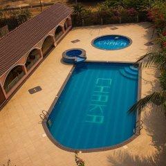 Отель Chaka Resort & Extension банкомат