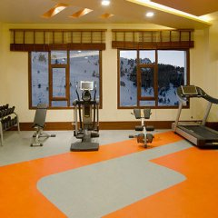 Kaya Palazzo Ski & Mountain Resort Турция, Болу - отзывы, цены и фото номеров - забронировать отель Kaya Palazzo Ski & Mountain Resort онлайн фитнесс-зал