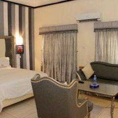 Отель Calabar Harbour Resort SPA Калабар комната для гостей фото 4