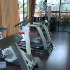 Апартаменты Apartment in Phuket Town фитнесс-зал фото 2