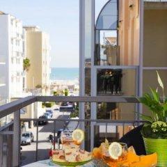 Hotel Villa Franco Римини балкон