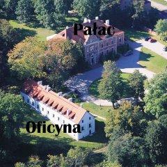 Отель Lezno Palace Польша, Эльганово - 4 отзыва об отеле, цены и фото номеров - забронировать отель Lezno Palace онлайн спортивное сооружение