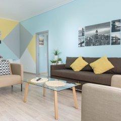 Апартаменты Syntagma Square Apartments by Livin Urbban Афины комната для гостей фото 4