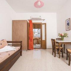Отель Villa Voula Греция, Остров Санторини - отзывы, цены и фото номеров - забронировать отель Villa Voula онлайн комната для гостей фото 3