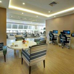 Отель Park City Hotel Китай, Сямынь - отзывы, цены и фото номеров - забронировать отель Park City Hotel онлайн фитнесс-зал фото 3