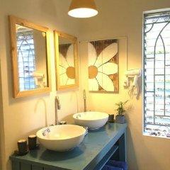 Ha Long Ginger Homestay Hostel ванная фото 2