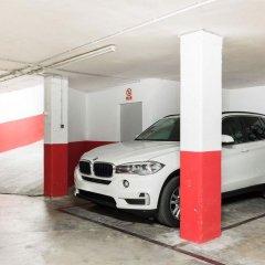 Отель Flat El Porto - Valencia Валенсия парковка