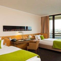 Отель Lindner Congress Hotel Германия, Дюссельдорф - отзывы, цены и фото номеров - забронировать отель Lindner Congress Hotel онлайн комната для гостей фото 4