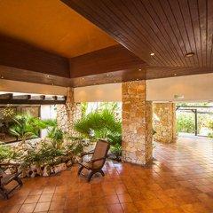 Отель Comfort Inn Palenque Maya Tucán интерьер отеля фото 2
