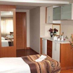 BC Burhan Cacan Hotel & Spa & Cafe удобства в номере фото 2