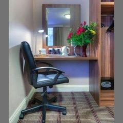Отель Comfort Inn St Pancras - Kings Cross Великобритания, Лондон - отзывы, цены и фото номеров - забронировать отель Comfort Inn St Pancras - Kings Cross онлайн удобства в номере