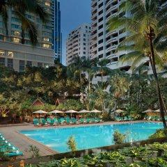 Отель Anantara Siam Bangkok бассейн