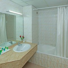 Oasis Deira Hotel ванная