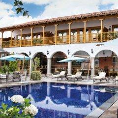 Отель Belmond Palacio Nazarenas бассейн фото 3