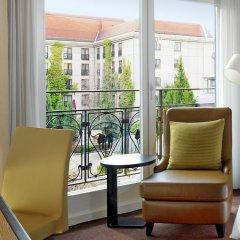 Отель The Westin Grand Berlin Германия, Берлин - 3 отзыва об отеле, цены и фото номеров - забронировать отель The Westin Grand Berlin онлайн балкон