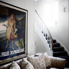 Отель Villa Provence Дания, Орхус - отзывы, цены и фото номеров - забронировать отель Villa Provence онлайн комната для гостей фото 5