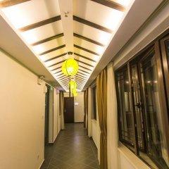 Manxin Hotel интерьер отеля
