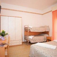 Отель Bagli - Cristina Италия, Римини - отзывы, цены и фото номеров - забронировать отель Bagli - Cristina онлайн комната для гостей фото 5