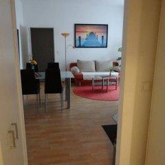 Апартаменты Apartments City Room Berlin комната для гостей фото 3
