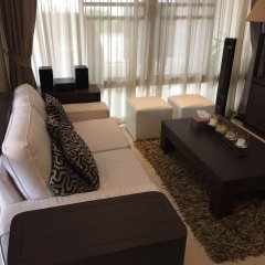 Отель The Ville Pool Villa Jomtien комната для гостей