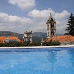 Отель Casa da Quinta da Calçada Португалия, Синфайнш - отзывы, цены и фото номеров - забронировать отель Casa da Quinta da Calçada онлайн бассейн
